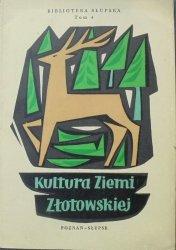 Kultura ziemi złotowskiej • Biblioteka Słupska tom 4