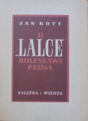 Jan Kott • O 'Lalce' Bolesława Prusa