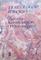 Tadeusz Lehr-Spławiński • Apostołowie Słowian. Żywoty Konstantego i Metodego