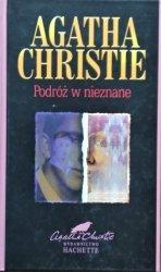 Agata Christie • Podróż w nieznane