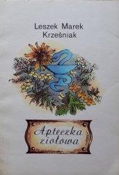 Leszek Marek Krześniak • Apteczka ziołowa