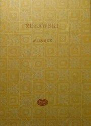 Jerzy Żuławski • Wiersze [Biblioteka Poetów]
