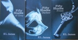 E. L. James • Fifty Shades of Grey + Fifty Shades of Darker + Fifty Shades Freed