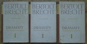 Bertolt Brecht • Dramaty [komplet] [Aleksander Stefanowski]