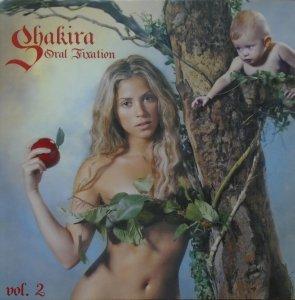 Shakira • Oral Fixation vol. 2 • CD