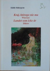 Edith Sodergran • Kraj, którego nie ma. Wiersze
