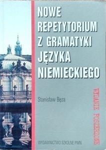 Stanisław Bęza • Nowe repetytorium z gramatyki języka niemieckiego