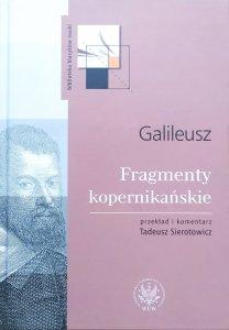 Galileusz • Fragmenty kopernikańskie