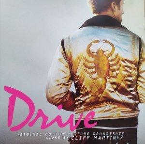 Cliff Martinez • Drive. Original Motion Picture Soundtrack • CD