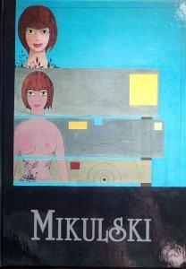 Kazimierz Mikulski • Mistrzowie Polskiego Malarstwa Współczesnego