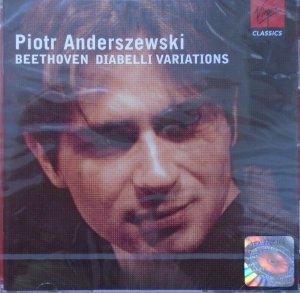 Piotr Anderszewski • Beethoven: Diabelli Variations • CD