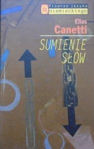 Elias Canetti • Sumienie słów