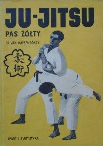 Fr. van Haesendonck • Ju-Jitsu. Pas żółty