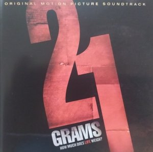 Gustavo Santaolalla • 21 Grams • CD