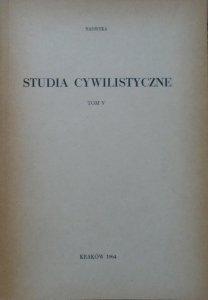 Stanisław Włodyka • Problem 'prawa gospodarczego' [dedykacja autorska]