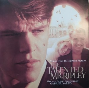 Gabriel Yared, Various Artists • The Talented Mr. Ripley • CD