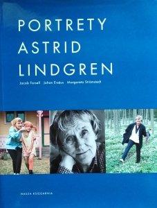 Jacob Forsell • Portrety Astrid Lindgren
