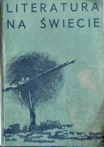 Literatura na świecie 5/1985 • [Vercors, Eluard, Kertesz]