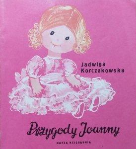 Jadwiga Korczakowska • Przygody Joanny [Janina Krzemińska]