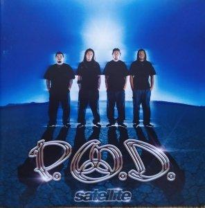 P.O.D. • Satellite • CD