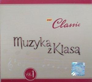 RMF Classic • Muzyka z Klasą vol 1. • 2CD