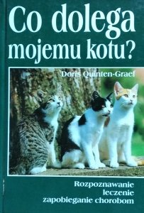 Doris Quinten-Graef • Co dolega mojemu kotu?
