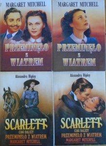 Margaret Mitchell, Alexandra Ripley • Przeminęło z wiatrem + Scarlett [kontynuacja]