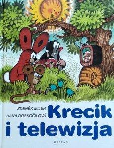 Zdenek Miler,  Hana Doskocilova • Krecik i telewizja