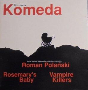 Krzysztof Komeda • Rosemary's Baby/Vampire Killers • CD