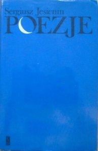 Sergiusz Jesienin • Poezje (wydanie dwujęzyczne)