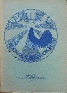 Michał Siedlecki • Bajki [1923]