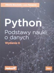 Alberto Boschetti, Luca Massaron • Python. Podstawy nauki o danych
