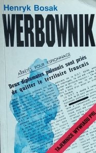 Henryk Bosak • Werbownik