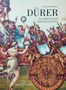 Anna Angielska • Durer w służbie władzy świeckiej i kościoła