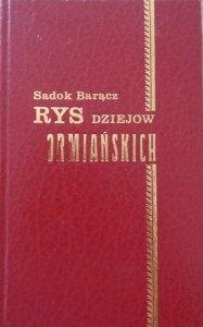 Sadok Barącz • Rys dziejów ormiańskich