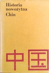 Historia nowożytna Chin