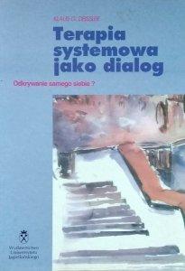 Klaus G. Deissler • Terapia systemowa jako dialog. Odkrywanie samego siebie?