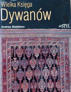 Andrew Middleton • Wielka księga dywanów
