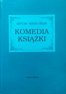 Istvan Rath-Vegh • Komedia książki