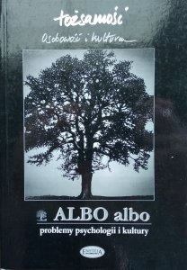 Albo Albo 2/2000. Problemy psychologii i kultury • Tożsamość [Jung]