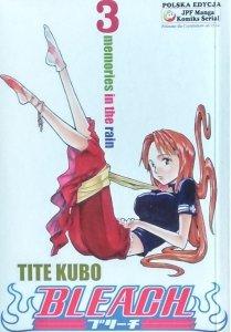 Tite Kubo • Bleach. Tom 3
