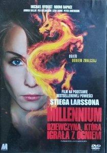 Daniel Alfredson • Millennium: Dziewczyna, która igrała z ogniem • DVD