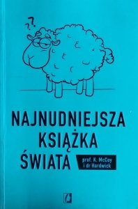K McCoy • Najnudniejsza książka świata
