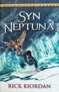 Rick Riordan • Syn Neptuna. Olimpijscy herosi