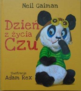 Neil Gaiman • Dzień z życia Czu