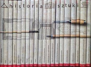 Historia sztuki • Biblioteka Gazety Wyborczej [komplet]