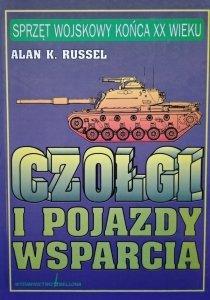 Alan K. Russel • Czołgi i pojazdy wsparcia