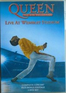 Queen • Live at Wembley Stadium • 2xDVD