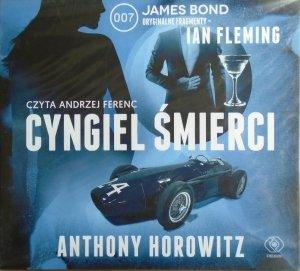 Anthony Horowitz • Cyngiel śmierci [audiobook]