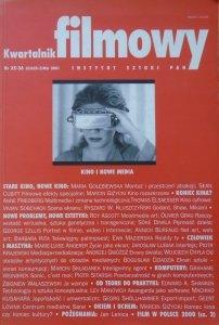 Kwartalnik filmowy 35-26/2001 • Kino i nowe media